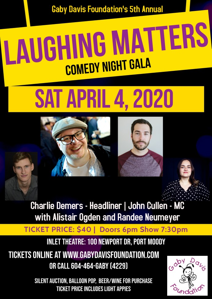Laughing Matters 2020!